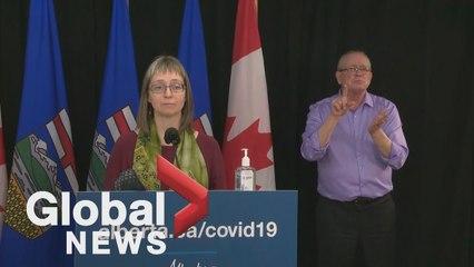 Coronavirus: Alberta's health-care system still strained despite lower hospitalizations   FULL