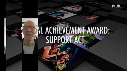 Support Act: Special Achievement Award winners at National Live Music Awards 2020