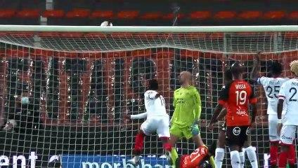 Le résumé de la rencontre FC Lorient - Dijon FCO (3-2) 20-21