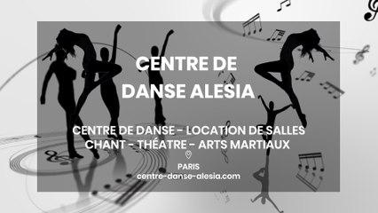 Centre de Danse Alésia à Paris.