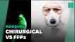 Les avantages et inconvénients des FFP2 face aux masques chirurgicaux