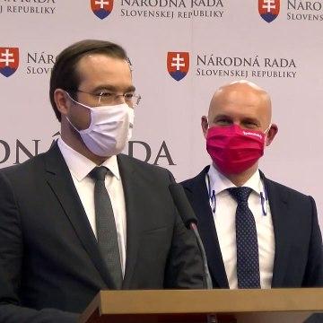 TK ministrov Branislava Gröhlinga a Mareka Krajčího