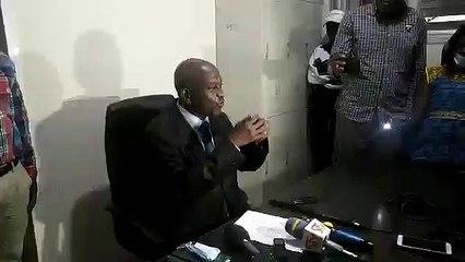 La défense de Ngoy Mulunda a annoncé qu'elle allait en cassation et a saisi le bâtonnier