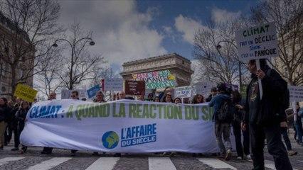 """""""L'affaire du siècle"""" en procès contre l'Etat français pour le climat"""