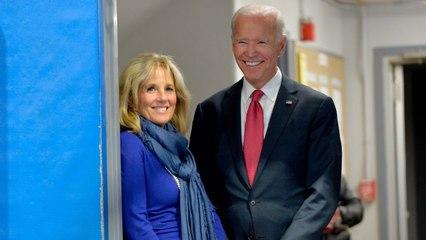 President Joe and First Lady Jill Biden's Love Story