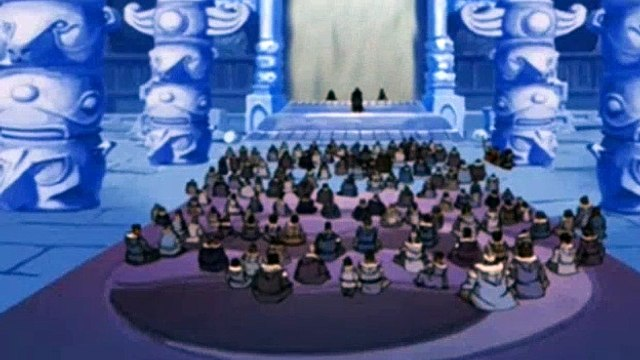 The Last Airbender Season 1 Episode 19 The Siege Of The North Part 1