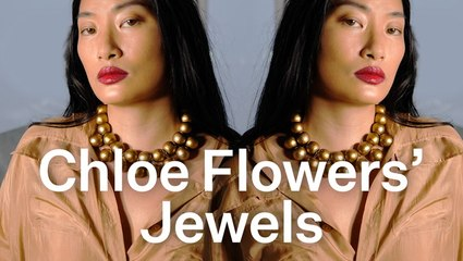 Chloe Flower Talks About An Iconic Accessory She Got From Her Mom