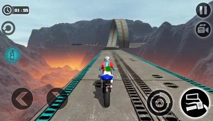 Juego de Motos para Niños   Impossible Motor Bike Tracks