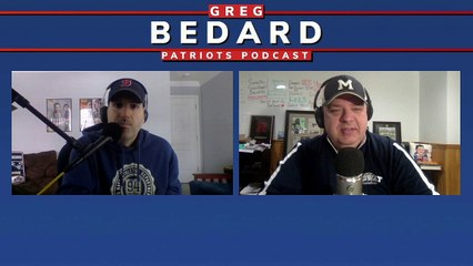 Why Deshaun Watson WON'T be Going to Patriots | Greg Bedard Patriots Podcast powered by Betonline.ag