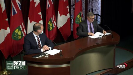 "Coronavirus: Ontario ""doing better"" amid lockdown but not in the clear yet, data shows   FULL"