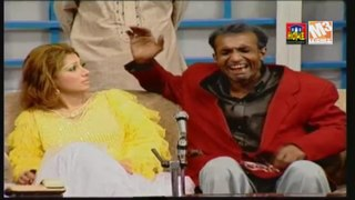 Umer Sharif, Sikandar Sanam And Zareen Ghazal - Rukhsati Ki Rehearsal - Comedy Clip