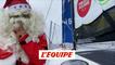 Baleine, avion, shampoing et neige : les insolites du Vendée Globe - Voile - Vendée Globe