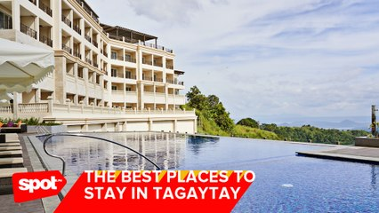 The Best Places to Stay in Tagaytay (2021 Edition)