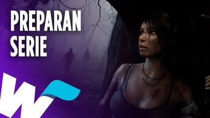Netflix prepara serie de Tomb Rider