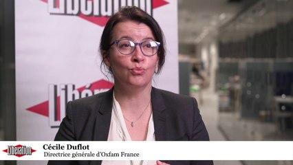 Forum Solutions Solidaires: Cécile Duflot