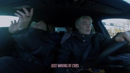 Isac Elliot - Waving At Cars