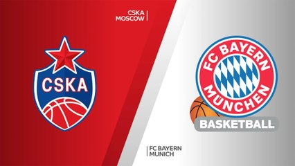 EuroLeague 2020-21 Highlights Regular Season Round 23 video: CSKA 66-69 Bayern