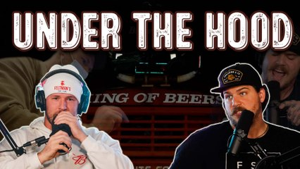 Under the Hood   Comp Gets A Check-Up, BTS with Dennis Kelly, Taylor Records with Ernest