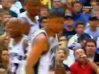 NBA Finals 1999 Game #1 -  New York Knicks @ San Antonio Spurs - 3.Quarter