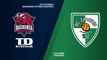 EuroLeague 2020-21 Highlights Regular Season Round 23 video: Baskonia 81-68 Zalgiris