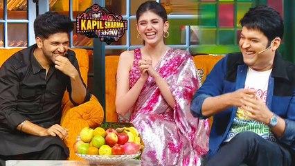 The Kapil Sharma Show |_Mehendi Wale Haath Song Special Episode | Guru Randhawa | Sanjana Sanghvi
