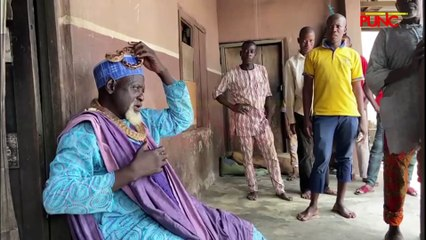71-Year-Old Snake Charmer Wows Crowds In Lagos/Punch