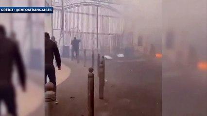 Le centre d'entraînement Robert-Louis Dreyfus pris d'assaut par les supporters marseillais !