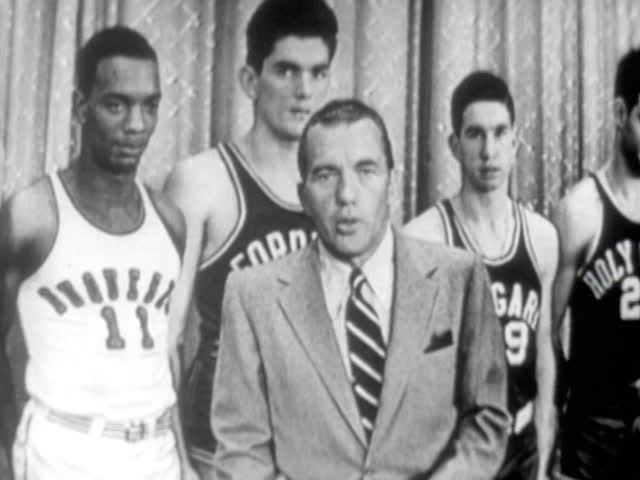 College Basketball – 1954 All-Stars