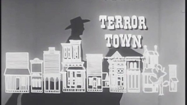 CIMARRON CITY - TERROR TOWN - Episode Two