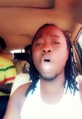 Kante meilleur humoriste du Mali rend hommage à Yvidero avec sa bande