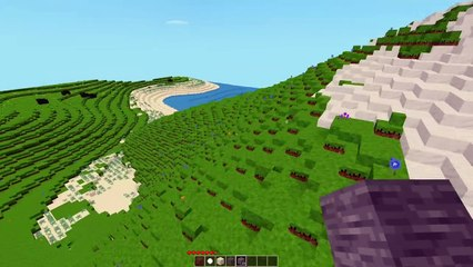 Minetest Mod Review: Natural Slopes