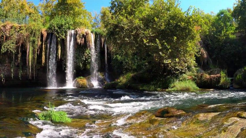 Waterfall Background Loop