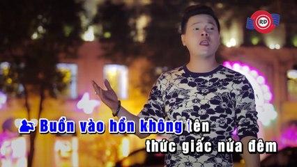 Nửa Đêm Ngoài Phố ( Karaoke ) - Trường Bảo