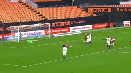 Le résumé de la rencontre FC Lorient - Paris SG (3-2) 20-21