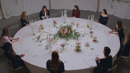 Chanel haute couture spring–summer 2021 roundtable with Caroline de Maigret