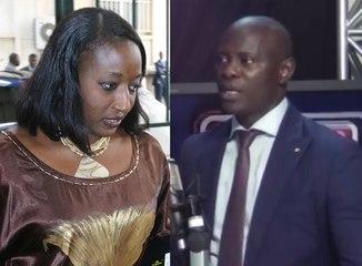 Réponse salé de Pape Gorgui Ndong a Aminata Lo Dieng :Elle doit suivre un traitement psychologique