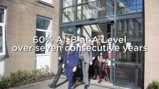 Harrogate Grammar School Sixth Form celebrates record breaking exam success