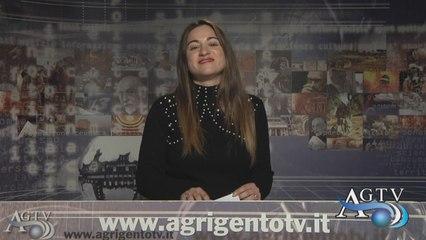 Telegiornale del 01-02-2021 News Agrigentotv