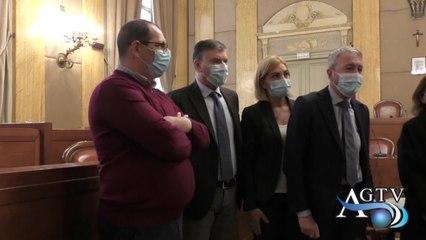 Comune di Agrigento, si è insediata Maria Concetta Floresta. News Agrigentotv