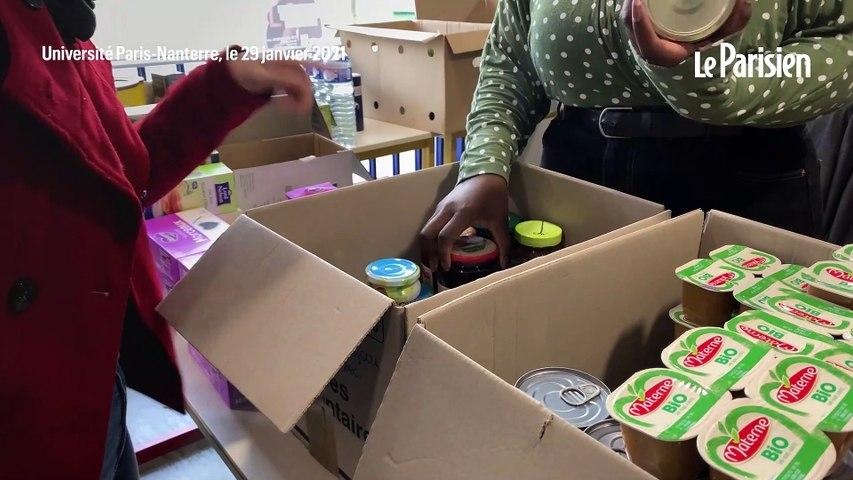Distribution alimentaire : « La crise a doublé le nombre de bénéficiaires » chez les étudiants