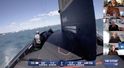 Around the Sailing World, Episode 30
