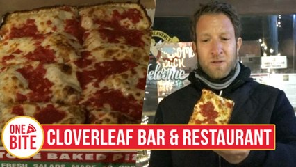 Barstool Pizza Review - Cloverleaf Bar & Restaurant (Eastpointe, MI)