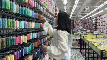 บ้านและสวน Classroom : งานปักผ้าด้วยมือ Hand Embroidery...
