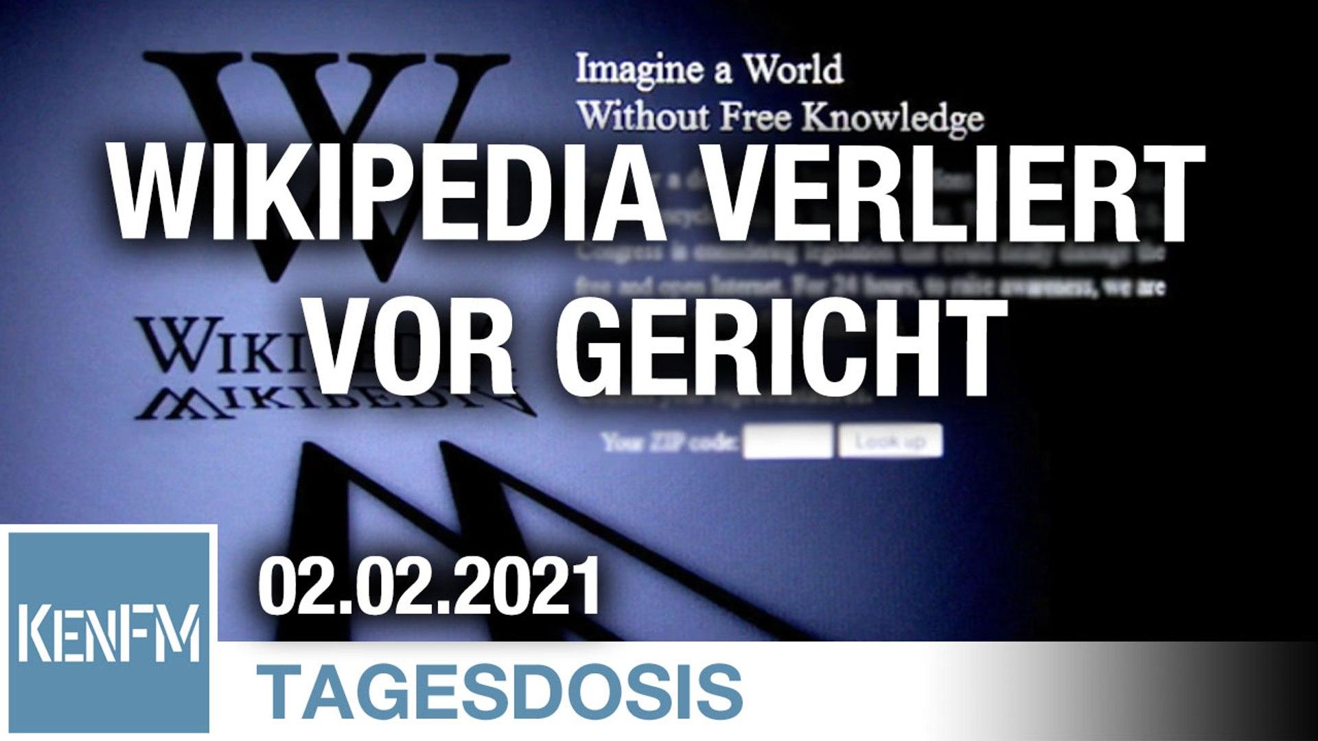 Wikipedia verliert vor Gericht – und denunziert weiter