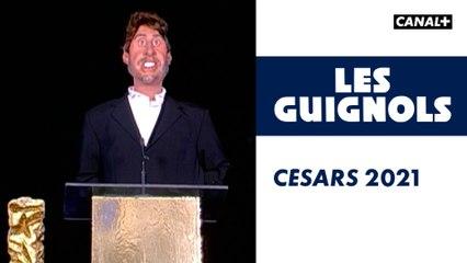 Césars 2021- Les Guignols - CANAL+