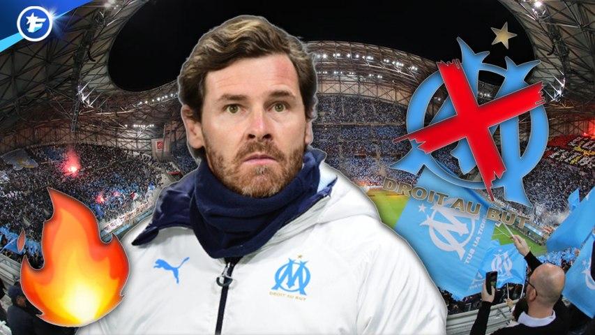 OM : André Villas-Boas a posé sa démission !