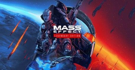 Mass Effect™ Legendary Edition   Official Reveal Trailer - EA Games