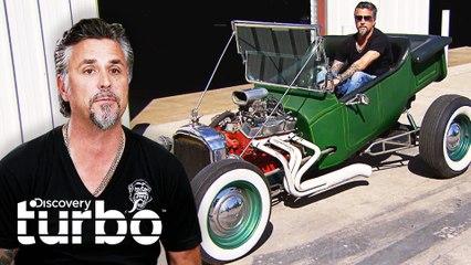 Richard se pone nostalgico y compra un Ford T-Bucket | El Dúo mecánico | Discovery Turbo