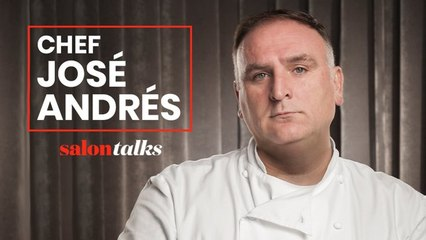 Why celebrity chef José Andrés is eating less meat