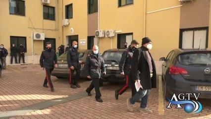 Colpo ai clan mafiosi, 23 i fermi nell'operazione Xydi. News Agrigentotv